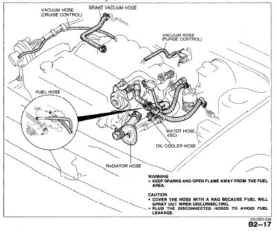 Pontiac Montana Vacuum Diagram, Pontiac, Free Engine Image