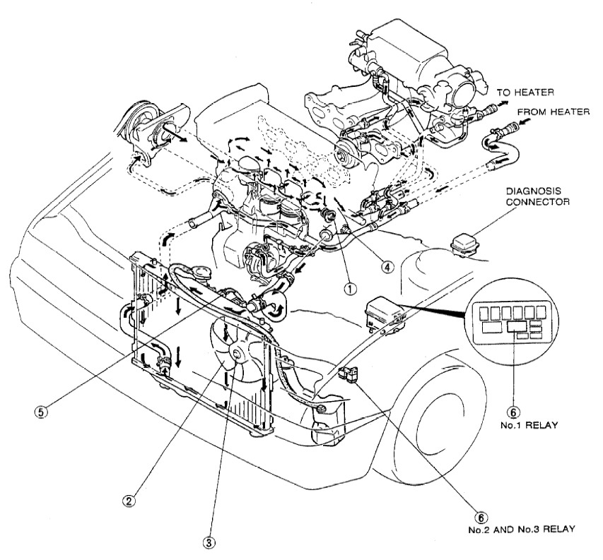 Ford Aode Transmission Wiring Diagram. Ford. Auto Wiring