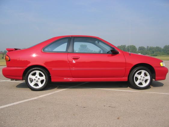 Dodge Dart Aero >> 1998 Nissan 200sx SE-R