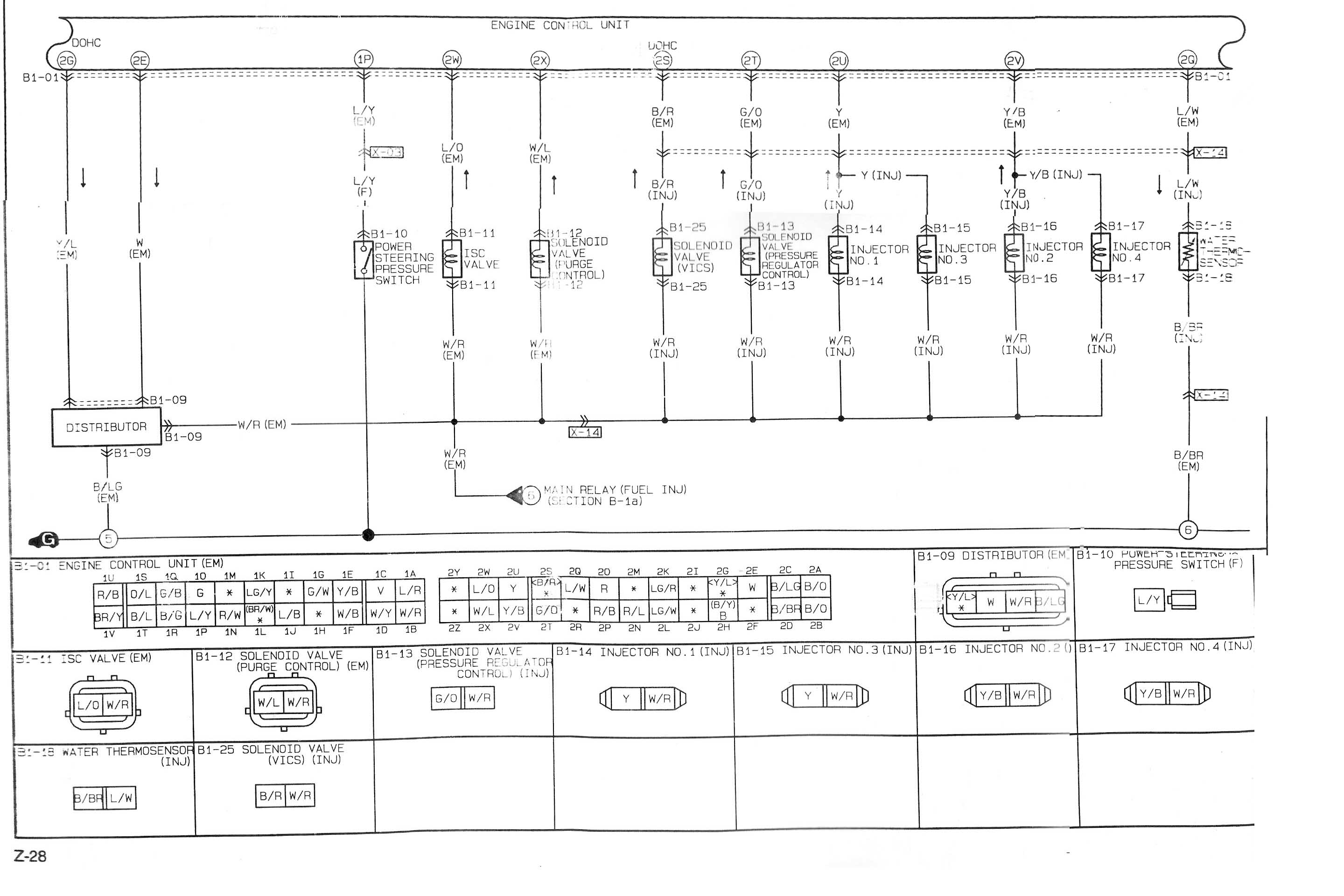 Mazda 323 Fl User Wiring Diagram