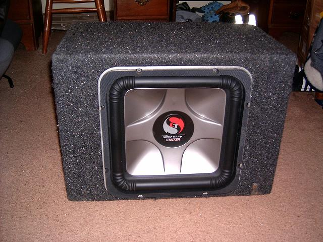kicker l7 15 solo baric � car speakers audio system