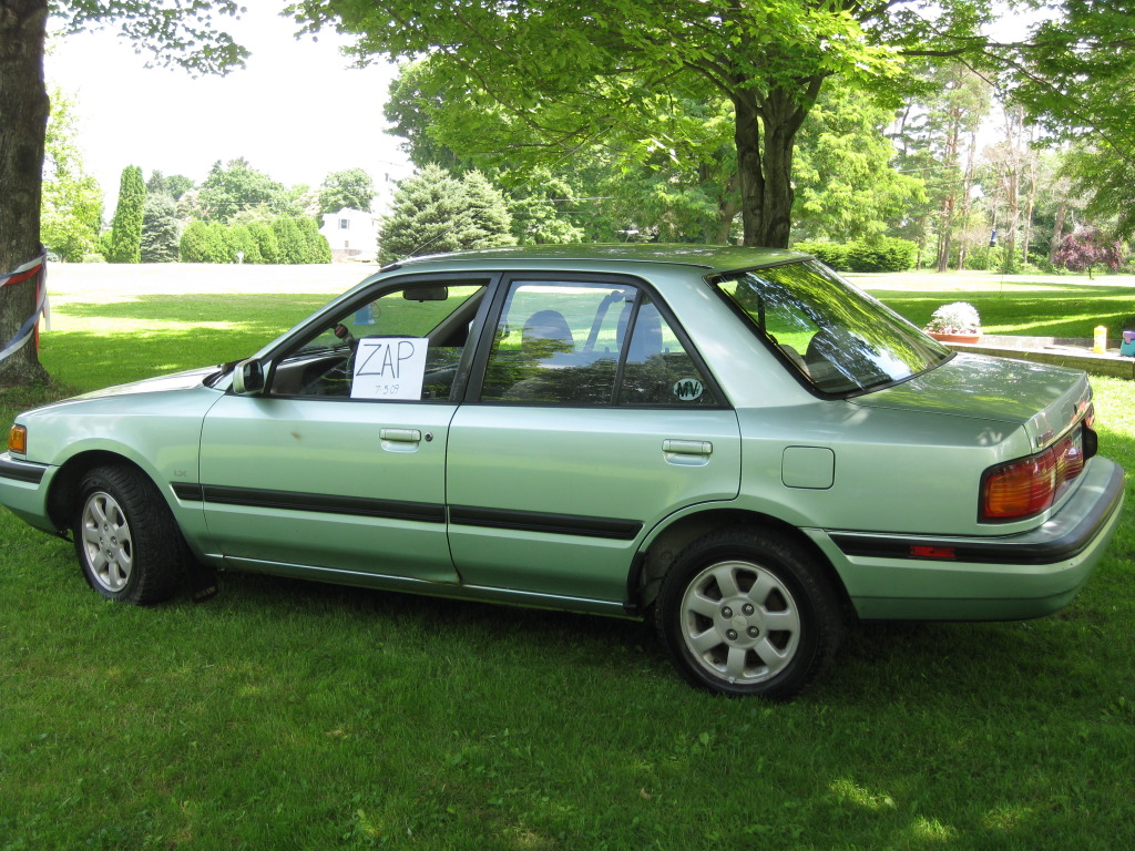 1993 mazda protege lx reduced to 650 00