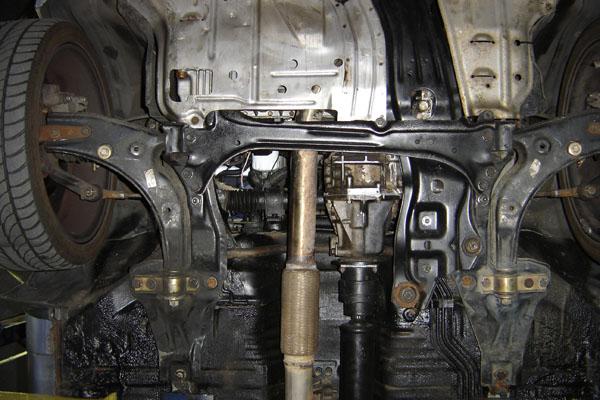 F S 1990 Protege 4wd Turbo
