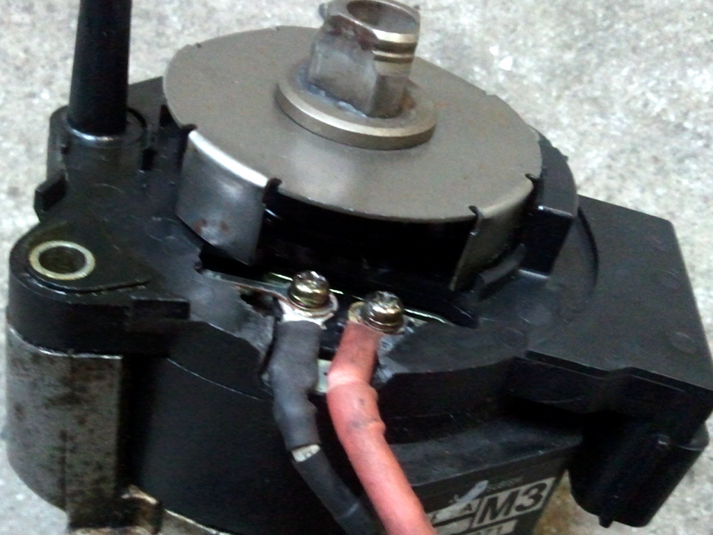Mazda Coil Wiring B No Fire To Distributor Engine Mechanical Howto Protege L Z Hei Mod Z5 Modelm3 Views 2520 Size