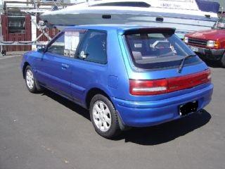 mazda bg5s (hatchback).need rear hatch door1990-1994