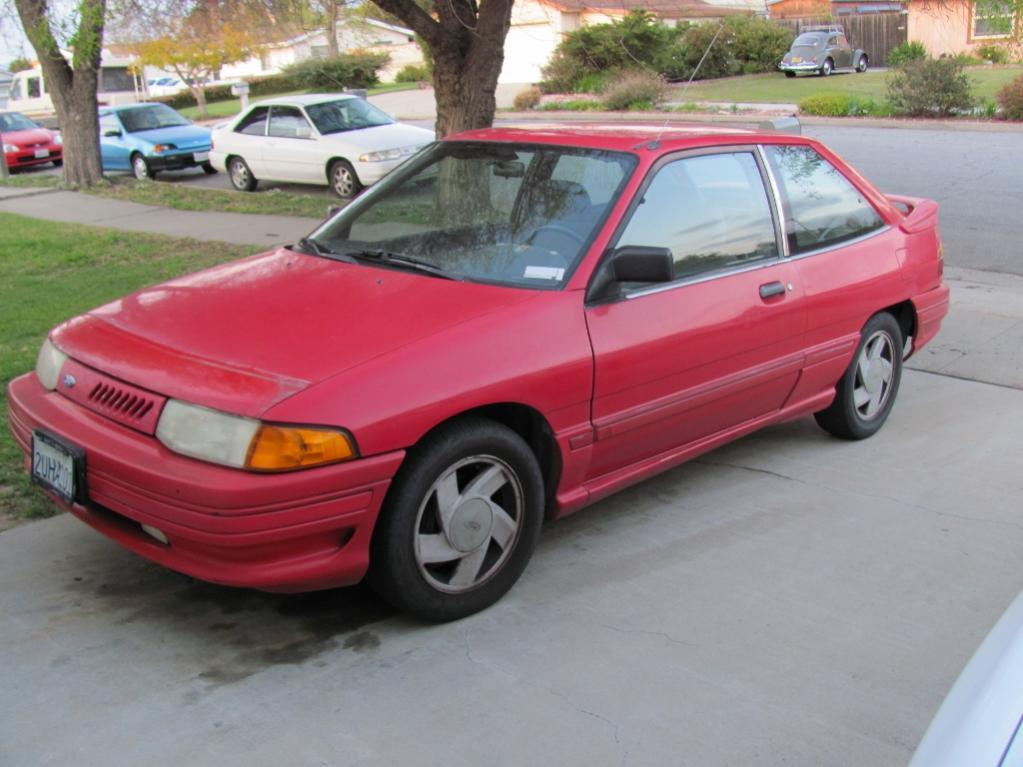Something 1994 ford escort wagon rear bumper