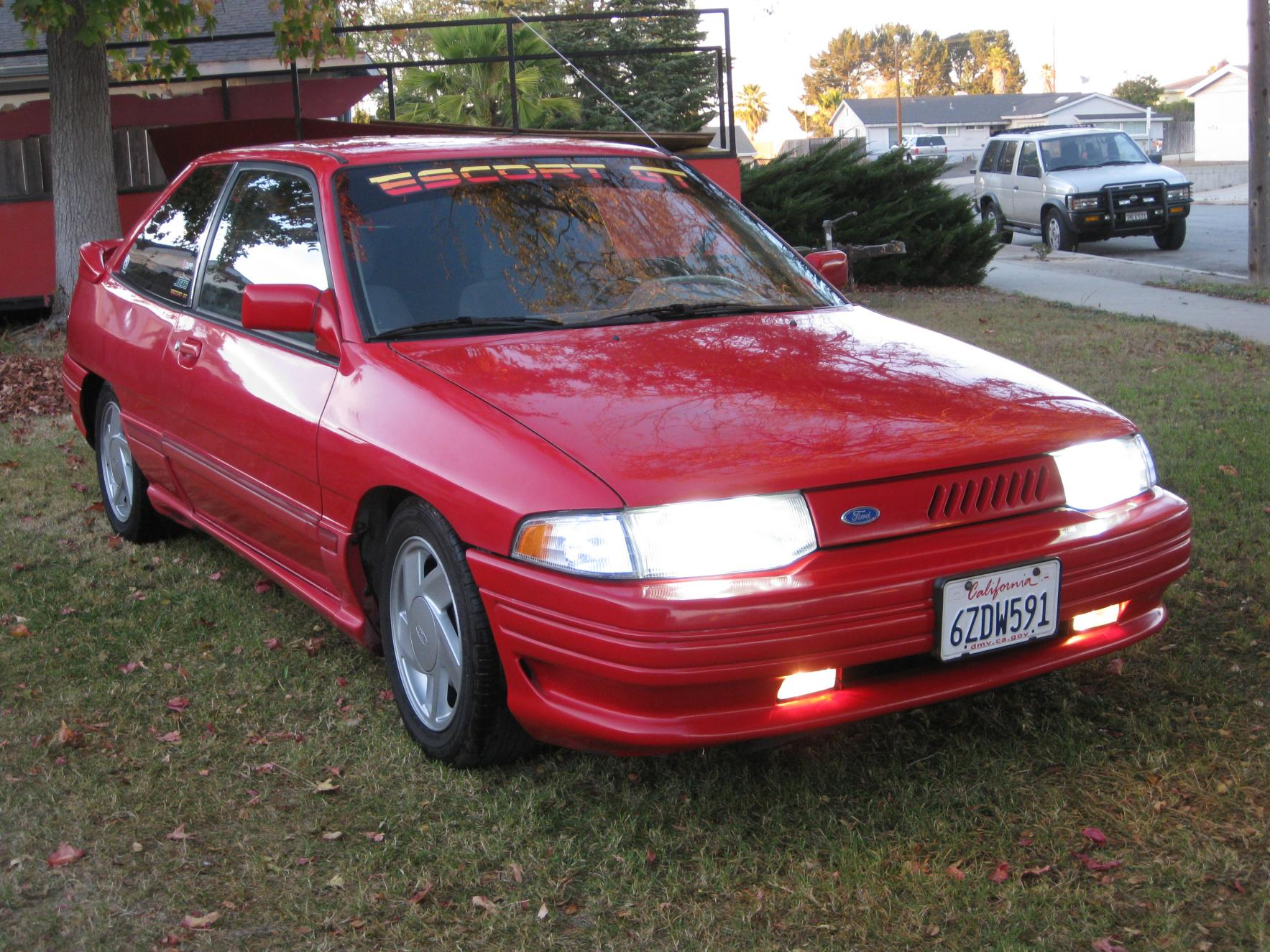 Topic, 1994 ford escort wagon rear bumper